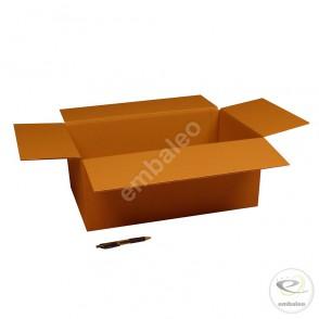 Carton simple cannelure 50x30x20 cm