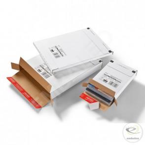 Boite carton 26,2 x 37,4 x 2,9 cm