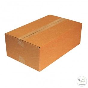 Carton simple cannelure 45x28x15 cm
