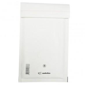 Enveloppe bulle blanche Embaleo B 12x21cm