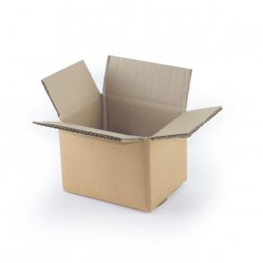 Carton double cannelure 16x12x11 cm