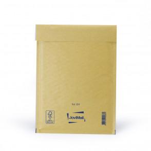 Enveloppe bulle marron D Mail Lite Gold 18x26cm